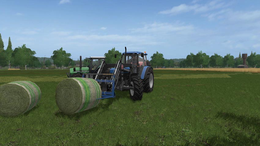 Bale Texture NEW V 1.0