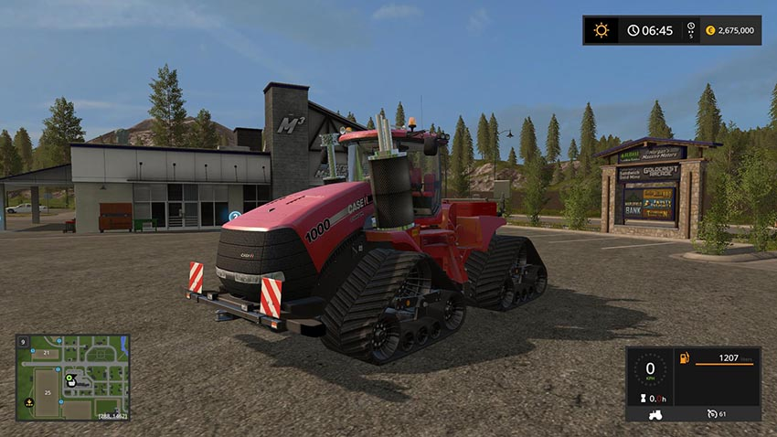 CASE RED BARON v 1.2