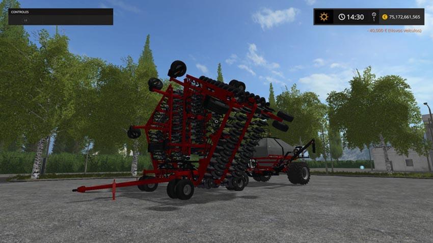 Case IH Cart Air Seeder 32m V 1.0