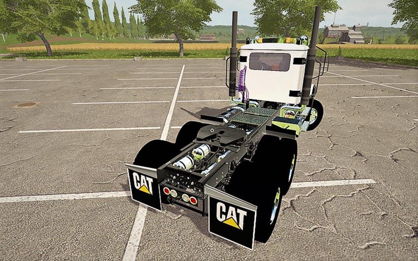 Caterpillar CT660 V 1.0