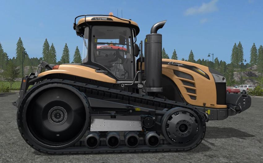 Challenger MT700E And MT800E with extras V 1.0