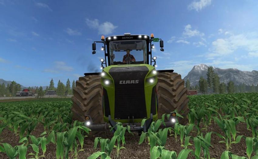 Claas Xerion 5000 v 1.1
