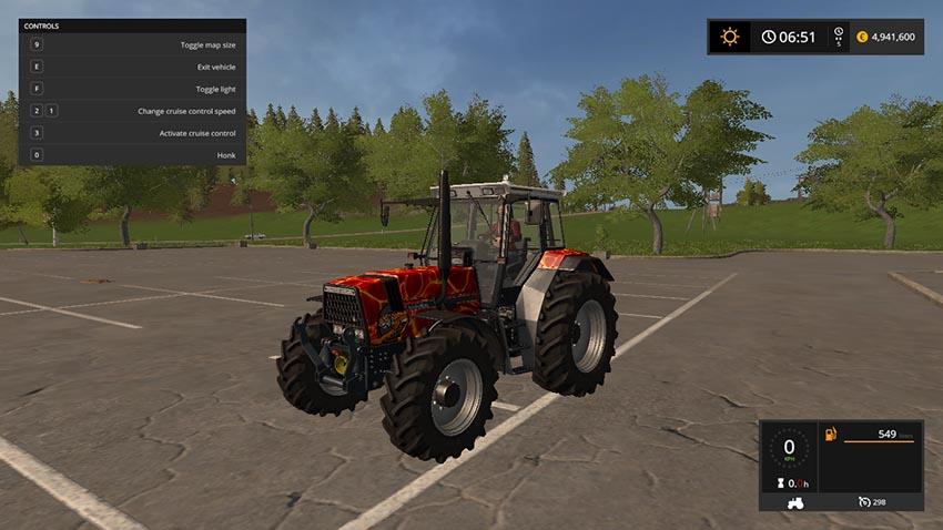 Deutz Agrostar Racing V 1.0
