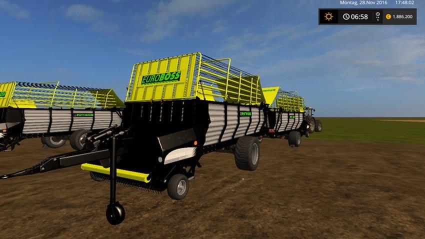 EUROBOSS 330 T New V 1.0