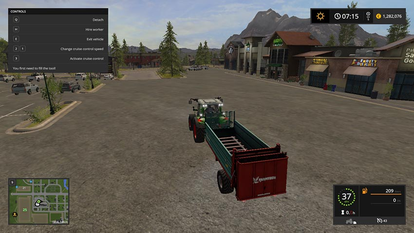 Farmtech Superfex 800 V 1.0