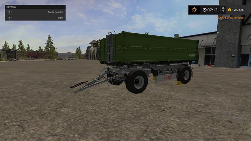 Fliegl DK 140-88 V 1.0