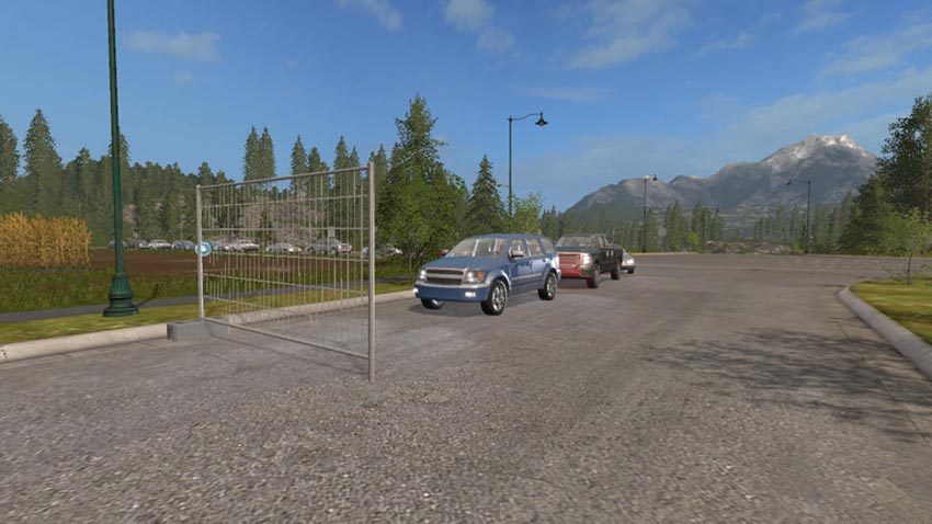 Forestry objects v 1.0