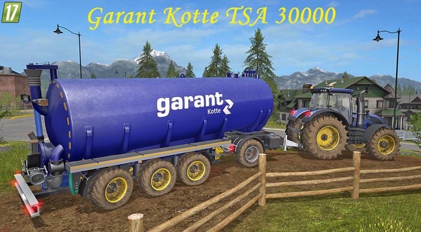 Garant Kotte TAS 30000 V 1.0