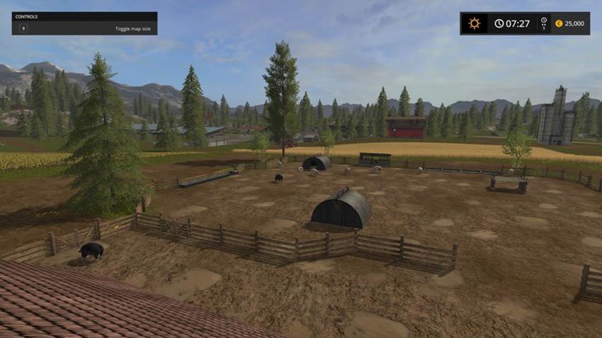 Goldcrest Farm V 1.0
