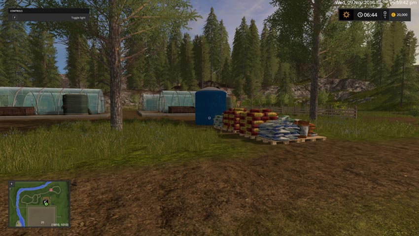 Goldcrest valley plus plus V 1.0