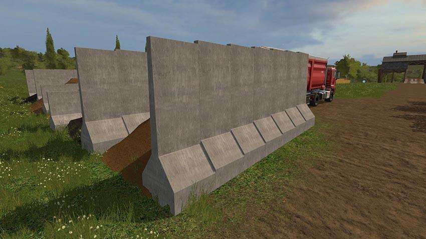 Grain barrier sections v 1.0