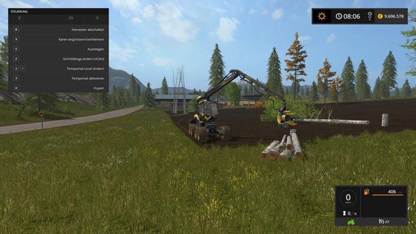 Harvester birch V 1.0