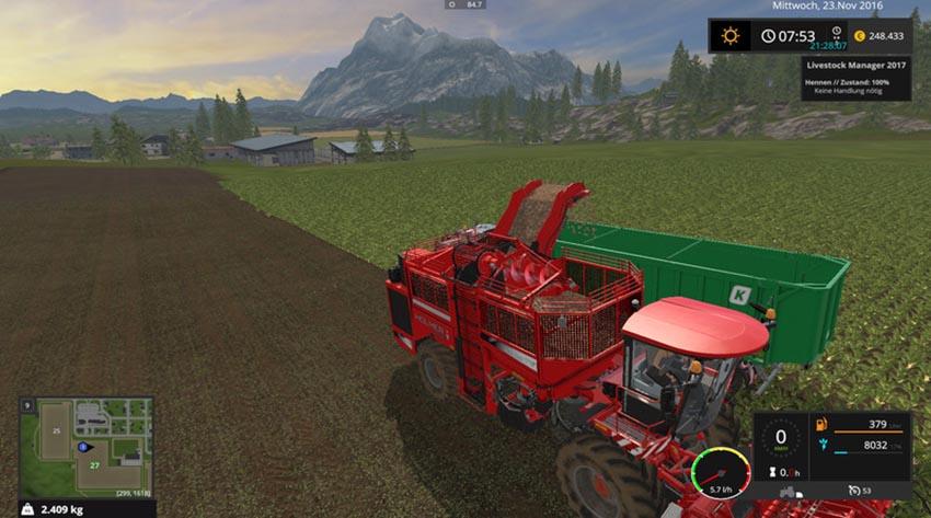 Holmer TerraDos T4 30 V 1.1