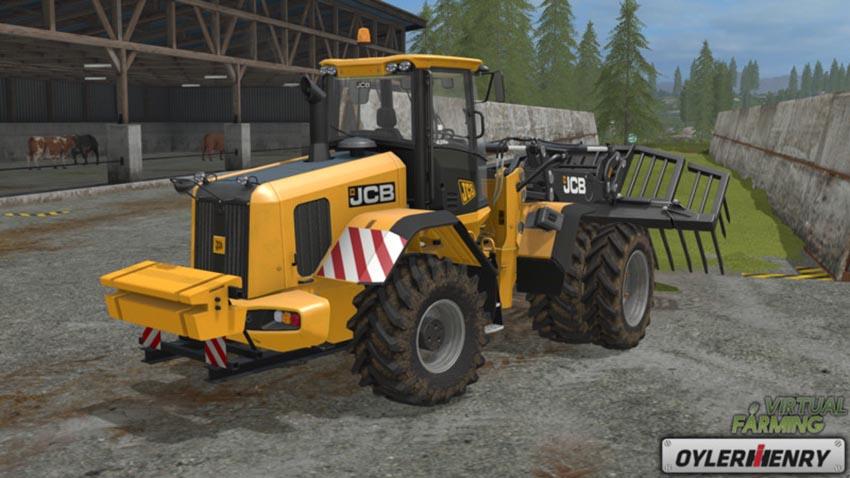 JCB 435S back weight V 1.0