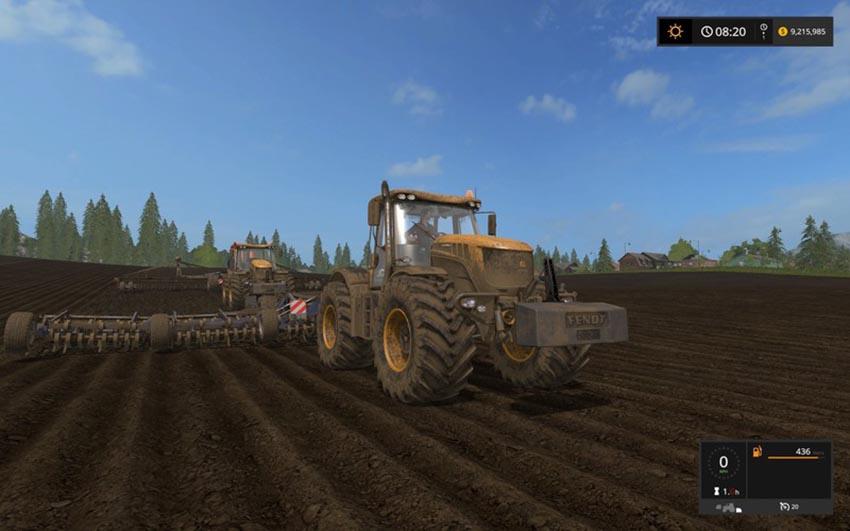 JCB Fastrac 3646 Brute V 1.0