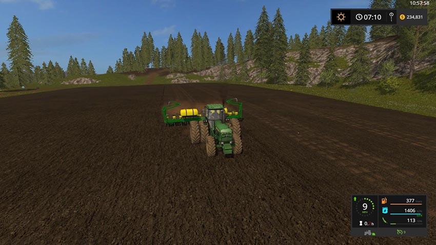John Deere 1760 12 Row Planter v 1.0