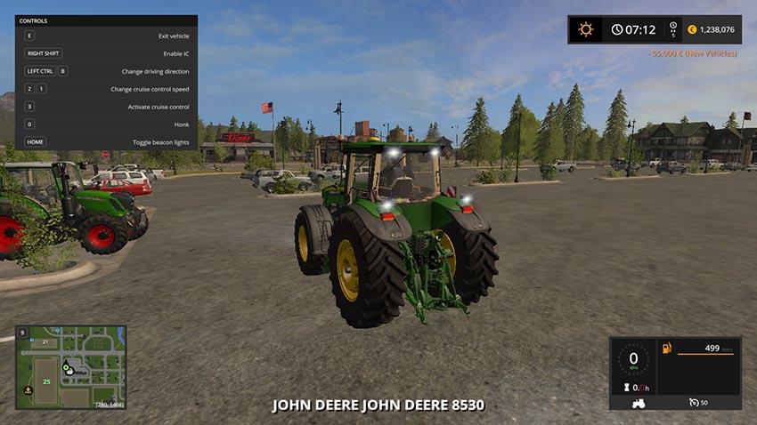 John Deere 8530 v 1.2