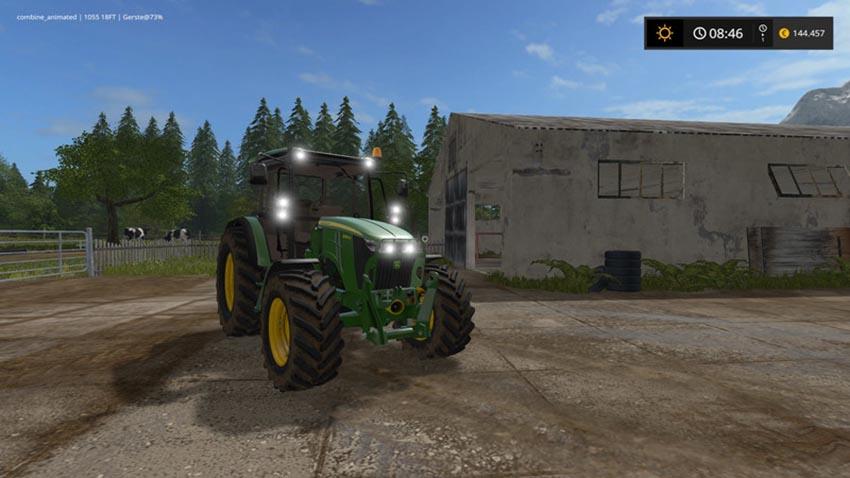 John Dere 5085M V 1.0