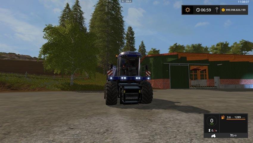 Krone Big X1100 V 1.0