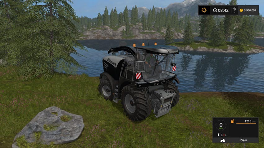 Krone BigX580 Limited Edition V 1.0