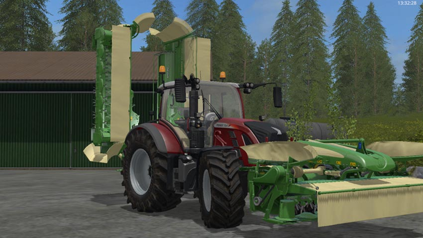 Krone Easy Cut Pack V 1.0