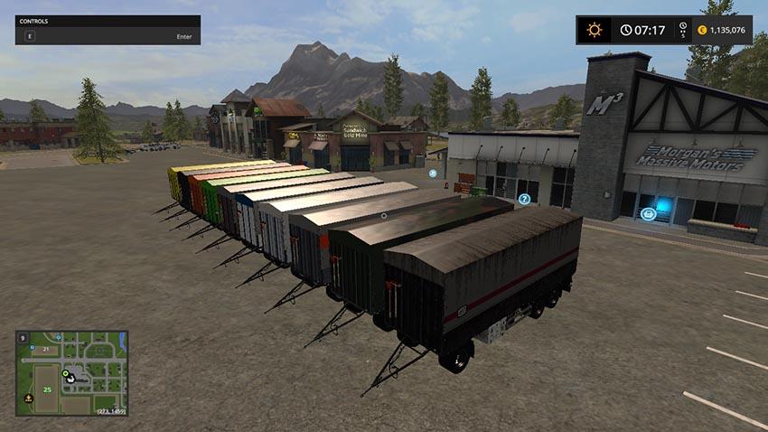 Krone Jumbo ADP 27 3-axis Ballcarts v 1.01