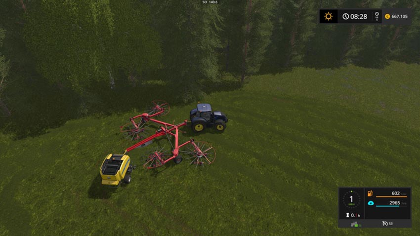 Lely Hibiscus 1515 Plus V 17.1