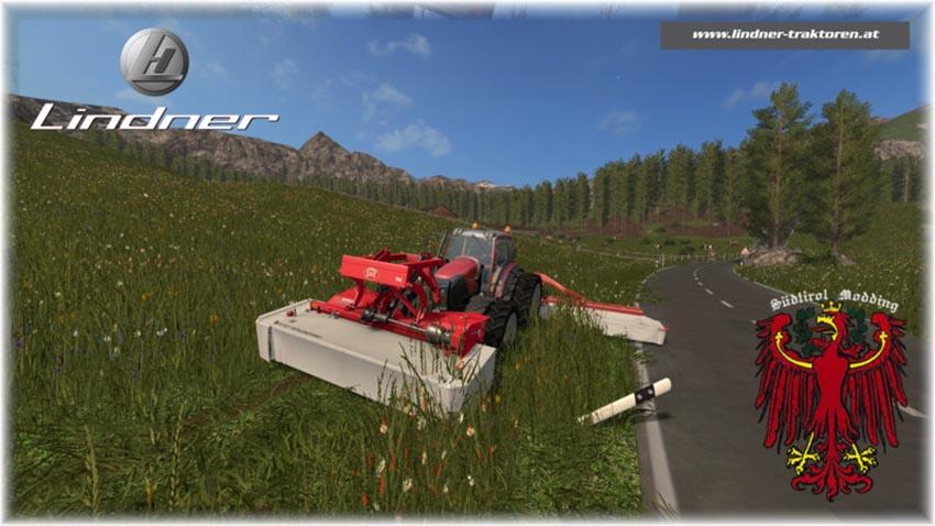 Linder Geotracs 64-94ep V 1.0