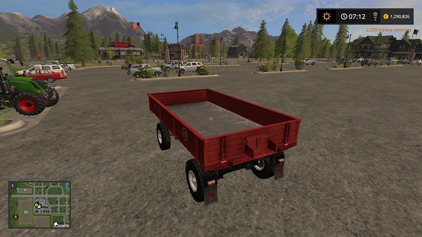 Little Ruska trailer v 1.0
