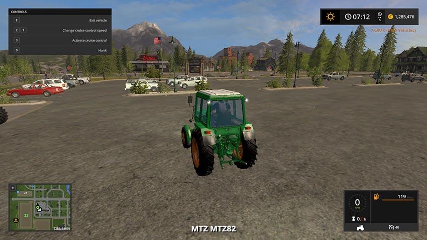 MTZ 82 V 1.0.1