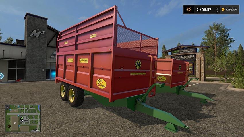Marshall trailers v 1.0