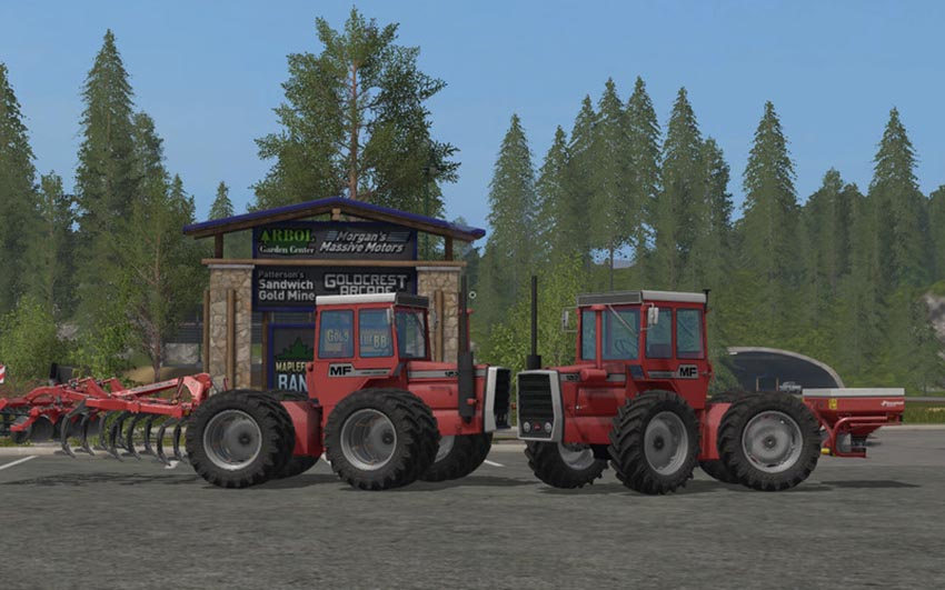 Massey Ferguson 1200 and 1250 V 1.0