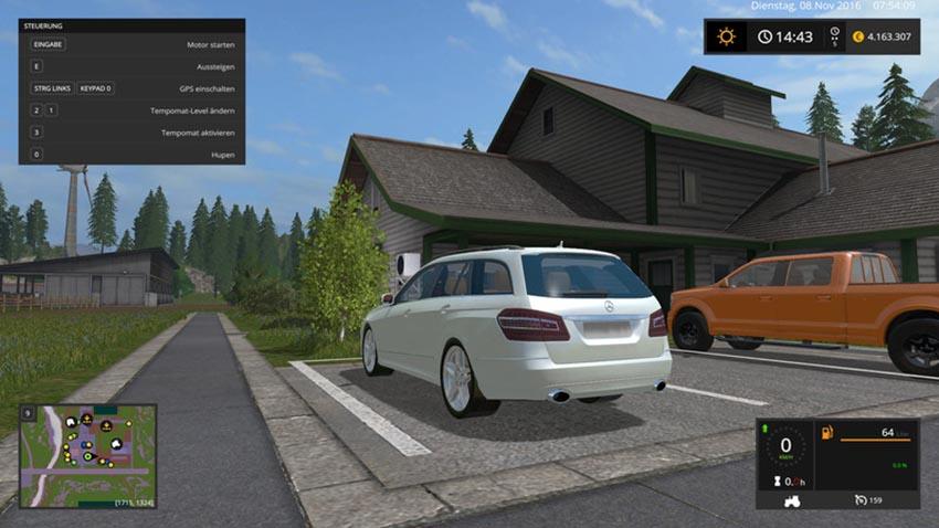 Mercedes E350 V 1.0
