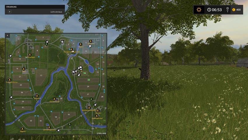 Modded Sosnovka Map V 1.0