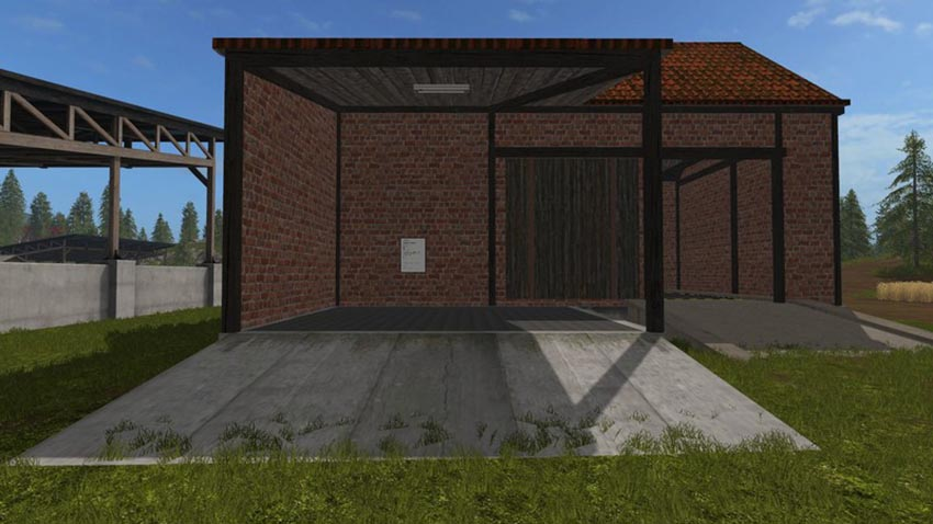 Multi Storage Shed V 1.0