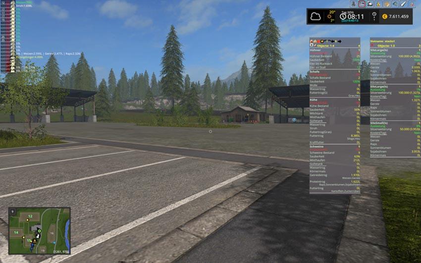 Multi Overlay V2 Hud v 2.76 Beta