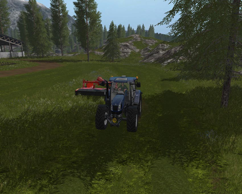 New Holland T6 BluePower V 1.0