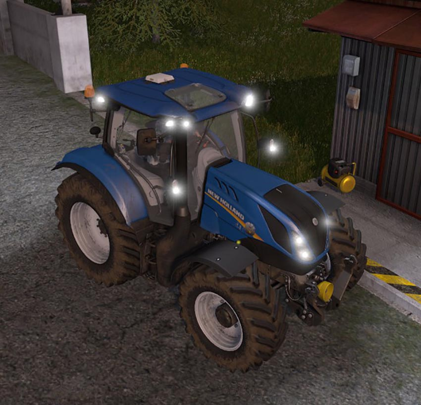 New Holland T6 V 1.0.0.1