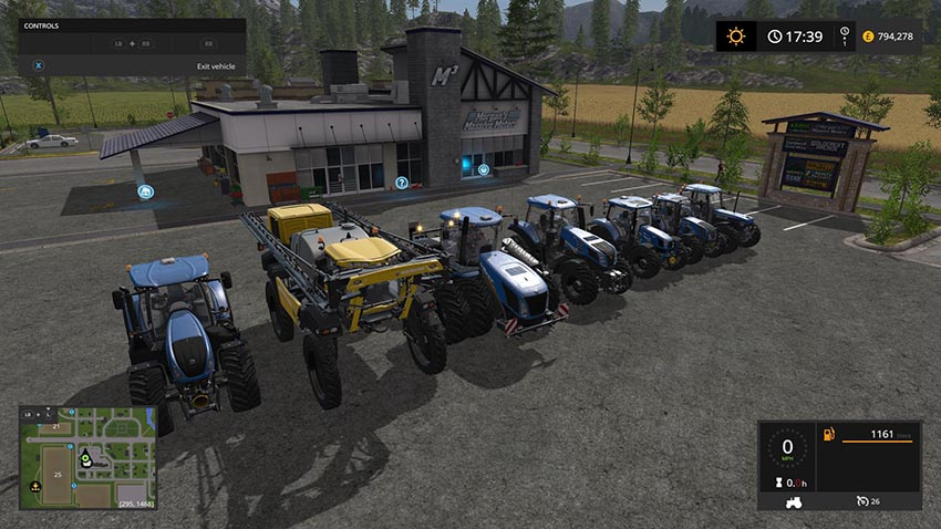 New Holland pack v 1.0.0.1