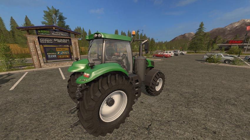 New Holland T8 Green Edition V 1.0