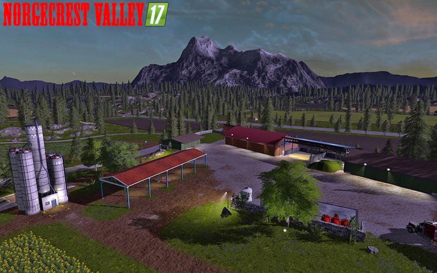Norge Crest Valley 17 V 1.0