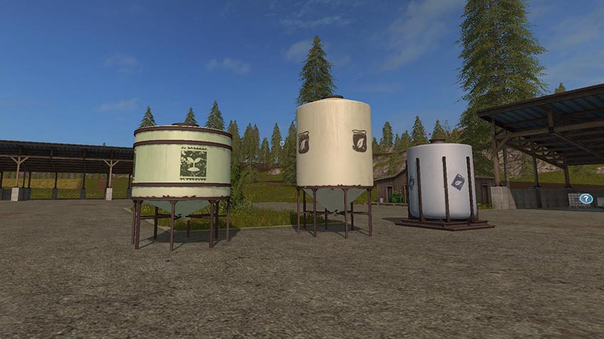 PLACEABLE REFILL TANKS V 2.0