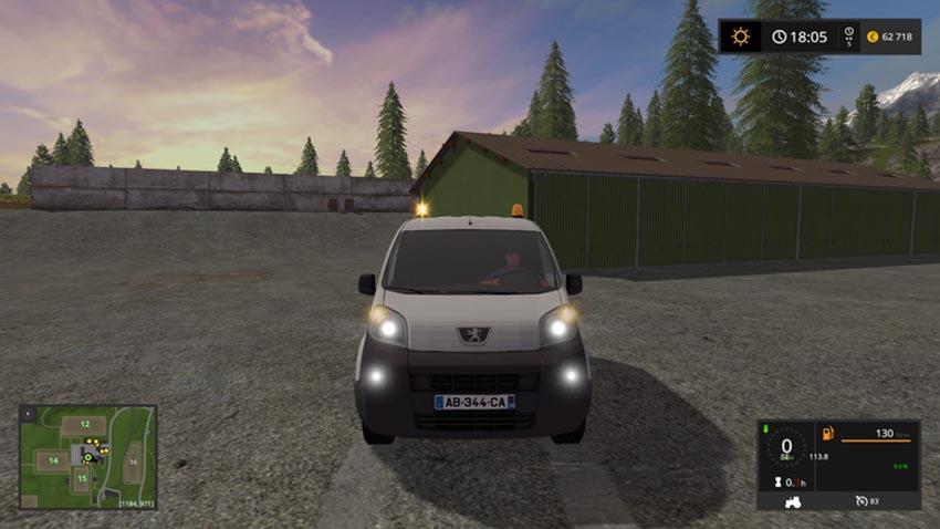 Peugeot Bipper V 1.2