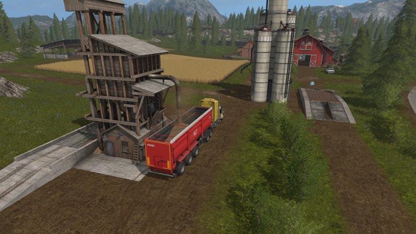 Placeable WoodChip Storage V 1.0
