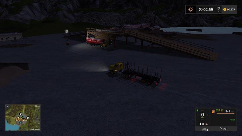 Platform ramp for beast chipper v 1.0