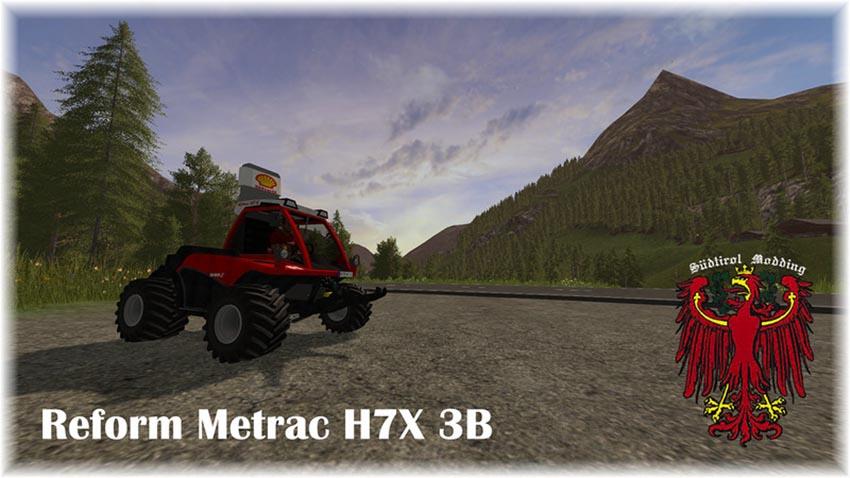 Reform Metrac H7X 3B V 1.0