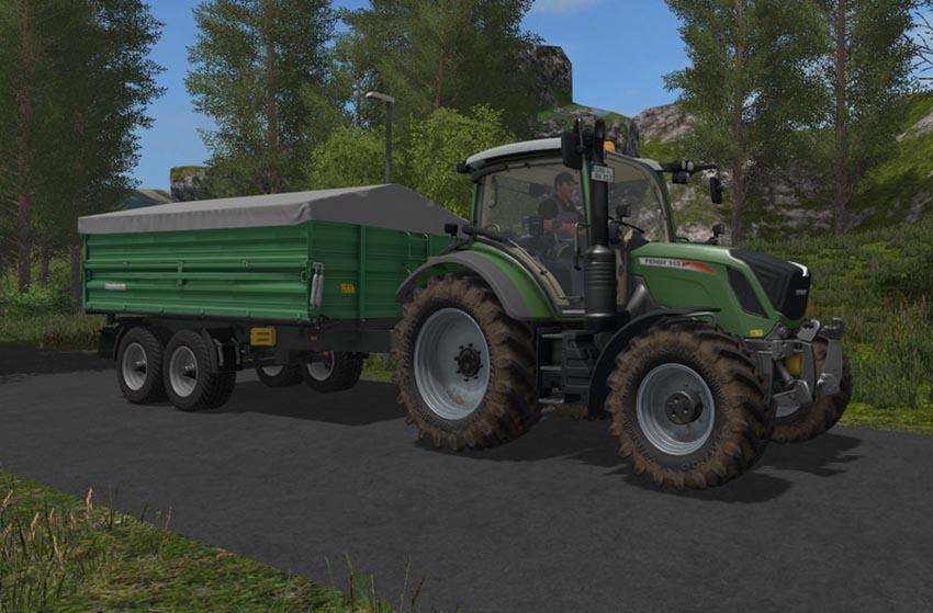 Reisch TDK 1600 V 1.0