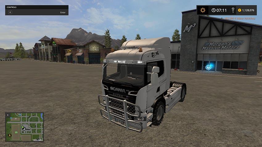 Scania R730 Streamliner v 1.6.1