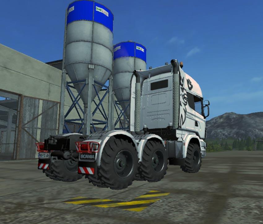 Scania Truck Agro V 1.0