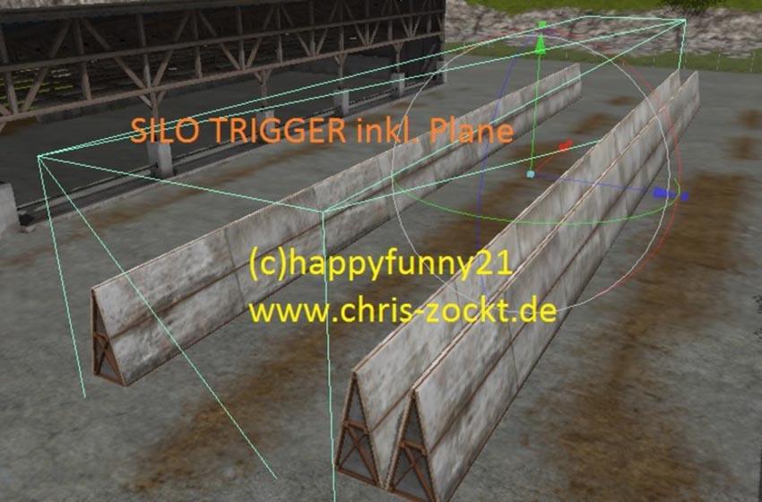 Silo trigger incl. Interaction Trigger V 1.0